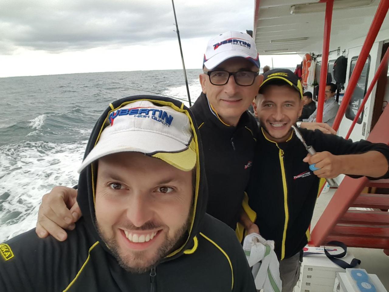 Una squadra di Sanremo rappresenterà l'Italia ai Mondiali di Pesca con canna da natante