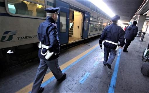 Controlli, denunce e riammissioni: ecco il bilancio della Polizia Ferroviaria di Ventimiglia dall'inizio dell'anno