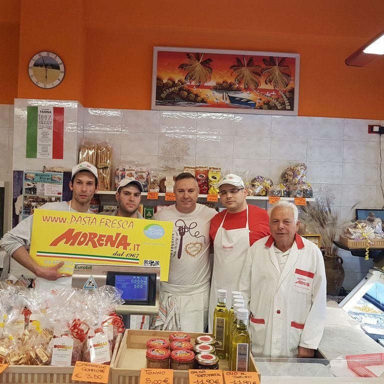 Pasta Fresca Morena sempre più sulla cresta dell'onda e protagonista anche alla Fiera del Gusto di Sanremo