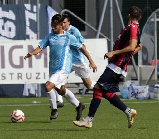 Calcio: nella quinta giornata del Girone A di Serie D, la Sanremese batte il Borgosesia 2-0