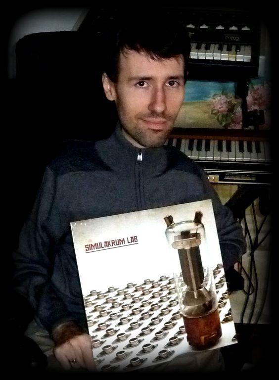 Sanremo: pubblicato il vinile di Paolo Prevosto, Simulakrum Lab, dalla stessa etichetta discografica di Morricone, la Rustblade