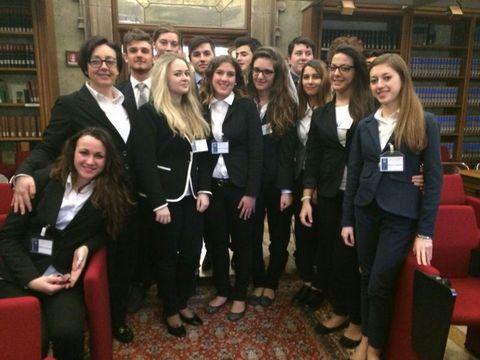 Da sanremo a roma esperienza formativa alla camera dei for Presenze camera deputati