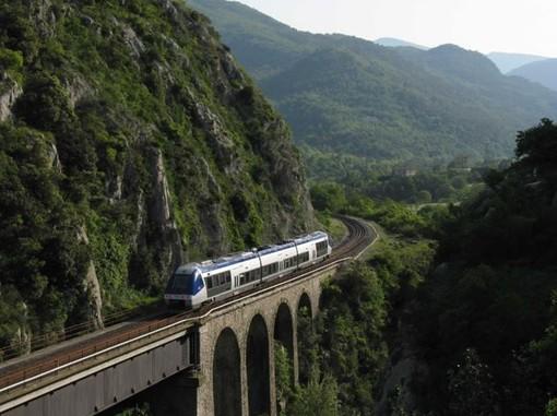 Linea ferroviaria della Val Roya, appello della AGB ai Presidenti delle Regioni Liguria e Piemonte