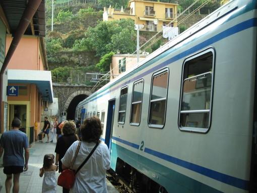 Linea Torino-Savona-Ventimiglia: Rfi, lavori di potenziamento infrastrutturale dal 25 settembre al 1° ottobre