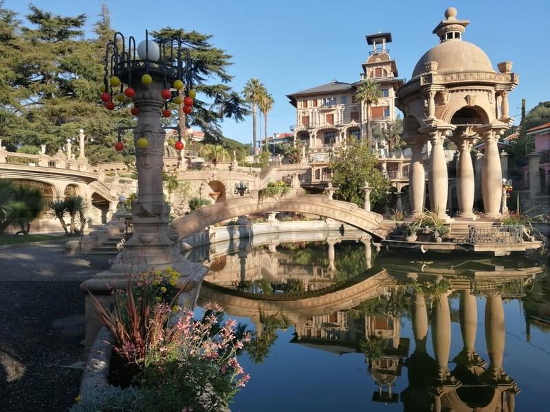 Imperia: il parco di villa Grock è stato restaurato. Ma per chi? L'apertura al pubblico rimane il lunedì dalle 15 alle 18
