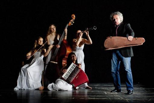 Il 26 febbraio, spettacolo 'Letteratura e musica di viaggio' al Théâtre des Variétés di Monaco