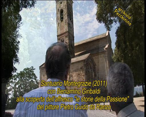 I video di Roberto Pecchinino: la Passione di Gesù negli affreschi di Pietro Guido da Ranzo  con Beniamino Giribaldi