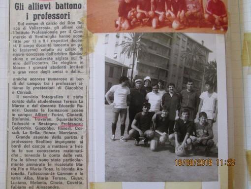 Scomparsa di Don Umberto Colecchia, il ricordo degli allievi della classe di religione dell'anno scolastico 1978
