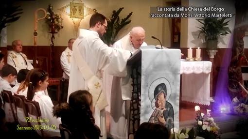 Il ricordo di Mons. Vittorio Marteletti, scomparso a 97 anni