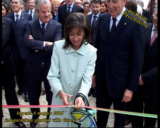 I video di Roberto Pecchinino: il 6 maggio 2006 i cancelli di Villa Grock si aprono per la prima volta agli imperiesi e ai turisti