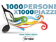 """1000 Persone X 1000 Piazze"": in soli 2 mesi, già più di 250 eventi in tutta Italia promossi online"