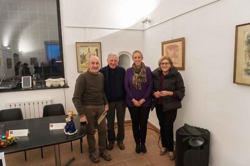 Ventimiglia: un bel pomeriggio al Museo Rossi con Luigino Maccario e il Natale nella tradizione intemelia (foto)