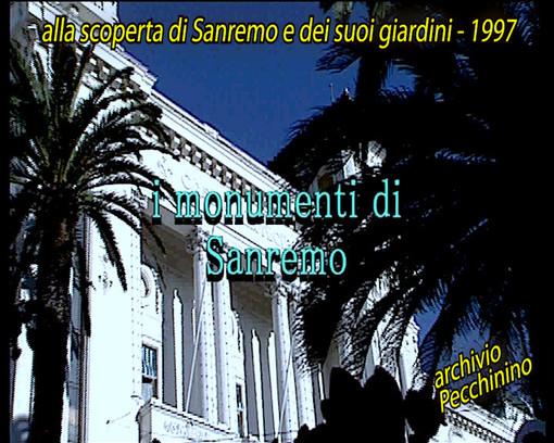 I monumenti e i giardini di Sanremo: la 135a puntata è dedicata alle bellezze della città dei fiori