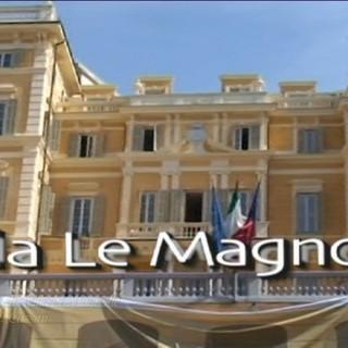 """Alla scoperta di Villa le Magnolie a Sanremo, oggi l'importante istituto scolastico del Liceo Scientifico """"G.B Cassini"""""""