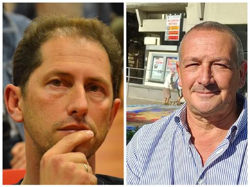 """Diano Marina, il neo sindaco Za Garibaldi critico con il generale Bellacicco: """"La giunta ombra? Roba da prima Repubblica'"""