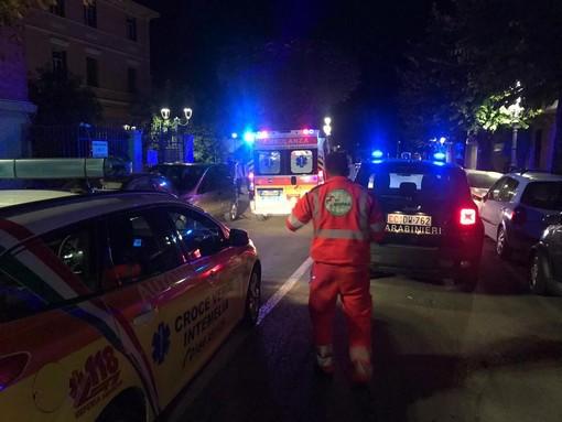 Tragedia a Ventimiglia: netturbino trovato morto all'alba nel furgone in corso Toscanini
