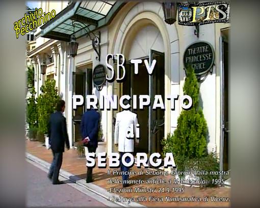 I tre primi video della televisione dell'Antico Principato di Seborga: il viaggio nell'Antico Principato continua