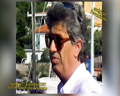 I video di Roberto Pecchinino: la gara e le premiazioni del GP OffShore Città di Sanremo del 1987