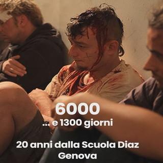 Sanremo: '20 anni dalla scuola Diaz', ecco il video che doveva essere proiettato in piazza Cassini