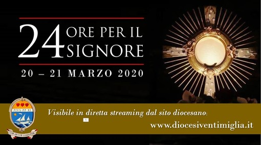 Dalle 17 di oggi una '24 ore' di preghiera al Monastero della Visitazione di Sanremo anche in diretta You Tube