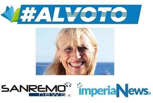 """#alvoto – Livia Carli (Lista Sansa Presidente): """"Noi cittadini ci dobbiamo fare carico di tutelare il bene pubblico"""""""