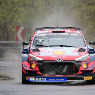 68° Rallye di Sanremo, le più belle immagini di Fabio Pavan