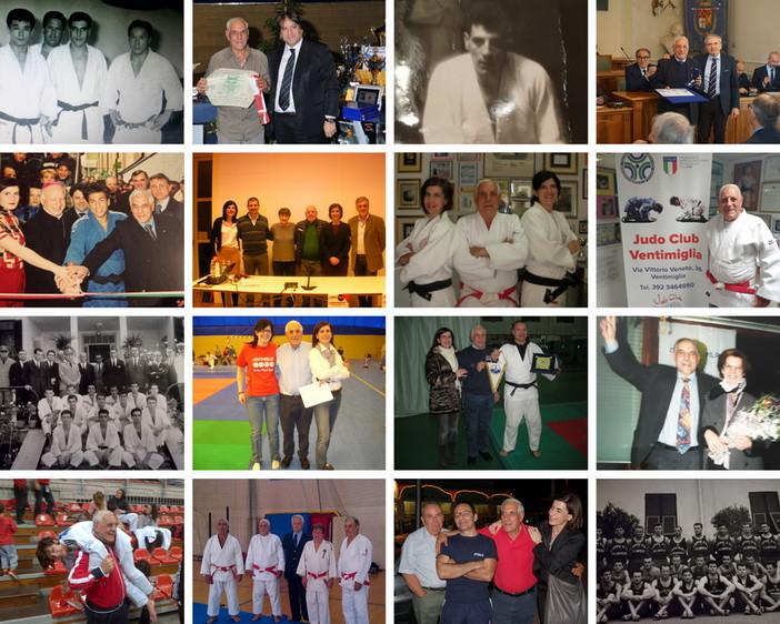 Judo Club Ventimiglia in festa per gli 85 anni del Maestro Rocco Iannucci: una vita dedicata al Judo