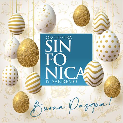 Per la festa di Pasqua, il messaggio di auguri e di speranza dell'Orchestra Sinfonica di Sanremo
