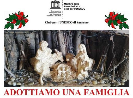 Sanremo: il Club per l'Unesco ha avviato una raccolta fondi destinata alle famiglie bisognose d'aiuto