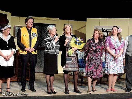 Sanremo: grande successo della Compagnia Stabile lunedì all'Ariston con la commedia 'Aria de Festival'