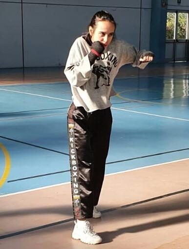 L'atleta badalucchese Alice Bianchi conquista la cintura nera di 1° grado nel Kick Boxing