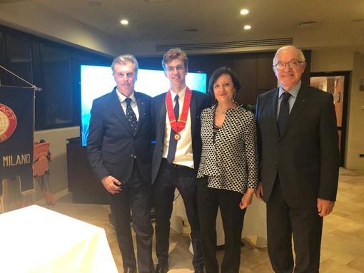 Un sanremese al vertice del Rotaract Milano: Alessandro Ferlini nominato presidente