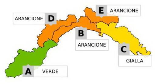 Maltempo in Liguria: fine dell'allerta in provincia di Imperia, rimane sul resto della regione. Mercoledì torna la pioggia (Video)