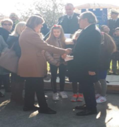I bambini dell'I.C.Sanremo Levante ricordano la Shoah: attestato di partecipazione per la Primaria di Poggio