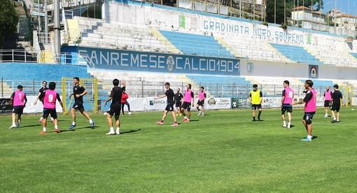 Calcio: per il match Sanremese - Imperia di domani, il Comunale aperto ai tifosi con capienza limitata del 25%