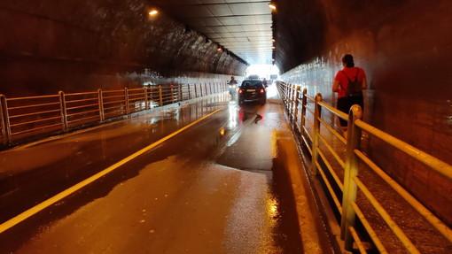 Sanremo: galleria Francia allagata, Comune ordina la chiusura dalle 21 per lavori
