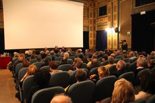 Le immagini dal Cinema Centrale