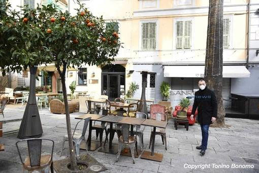 Amadeus in piazza Bresca