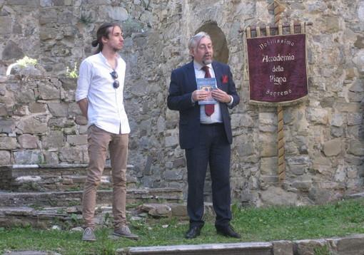 """Nasce il canale YouTube """"Bajardo Lectures"""": le conferenze di 'Affabulando' diventano video-documentari"""