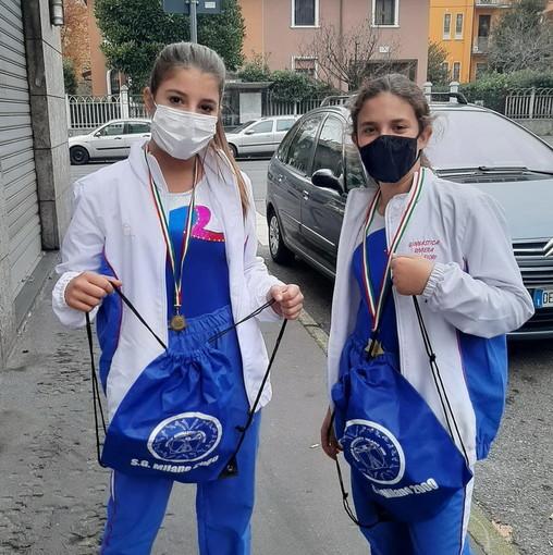 Ginnastica: la 'Riviera dei Fiori' domenica scorsa a Milano per il campionato nazionale indivuduale