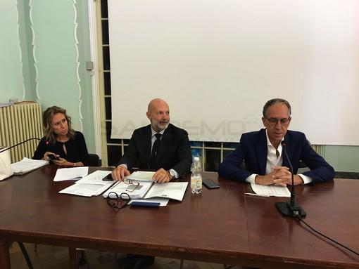 Sara Rodi, Gian Alberto Mangiante e Alberto Biancheri