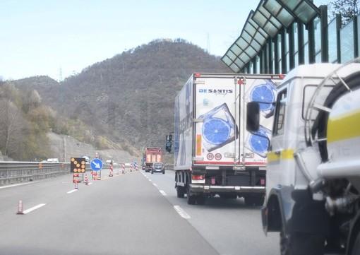 Autostrade: ecco i cantieri e le chiusure delle autostrade A6 Savona-Torino e A10 Genova-Ventimiglia