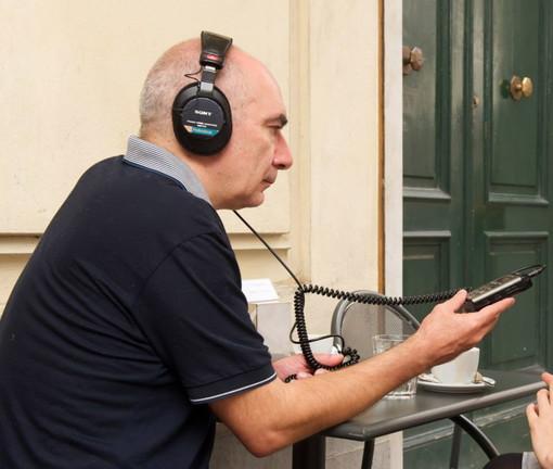 Da Sanremo a Lugano con la Radio Svizzera Italiana: Alessandro Bertellotti vince lo Swiss Press Award 2019