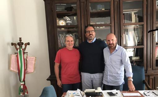 """L'Associazione """"Giuseppe Biancheri"""" incontra il sindaco di Limone Piemonte per discutere della Ventimiglia-Cuneo"""