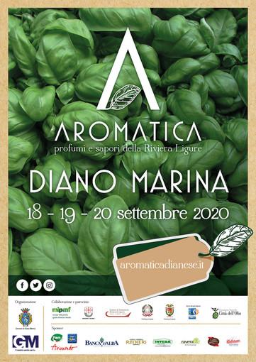 Diano Marina: 'Aromatica' a settembre, definite le date dell'edizione 2021
