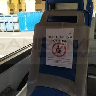 """Sanremo: bus strapieno verso San Romolo, una lettrice """"Servono più mezzi o addio distanziamento"""""""