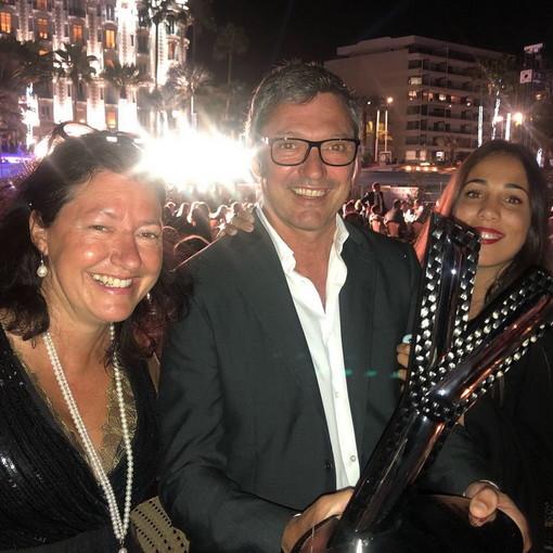 Nuovo premio per la sanremese 'Amer Yachts': miglior 'semi custom' al 'World Trophy' di Cannes