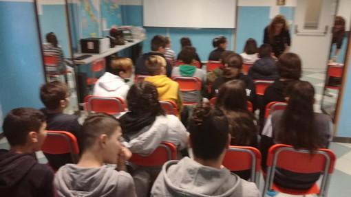Ventimiglia: scatta all'Istituto Comprensivo 2 'Cavour' il progetto 'Atelier creativo a scuola'