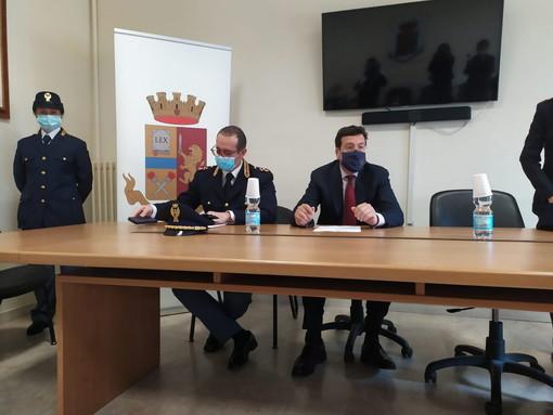 """Ventimiglia: aggressione di ieri per il furto di un cellulare, il Questore """"Nessuno sfondo razziale"""" (Foto e Video)"""