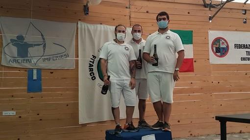 Tiro con l'arco: 12 arcieri dell'Archery Club Ventimiglia prima gara 'indoor' della stagione 2021–2022 (foto)